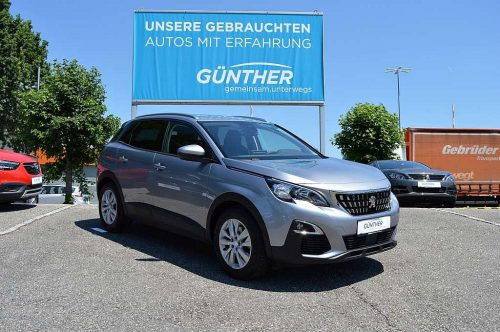 Peugeot 3008 1,5 BlueHDi 130 S&S 6-Gang Active bei Auto Günther in