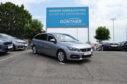 Peugeot 308 SW 1,5 BlueHDI 100 Active S&S bei Auto Günther in