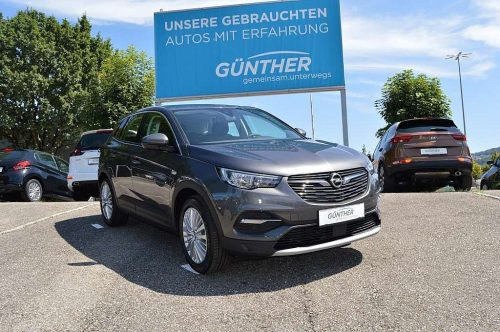 Opel Grandland X 1,2 Turbo Direct Inj Innovation Start/Stop Aut. bei Auto Günther in