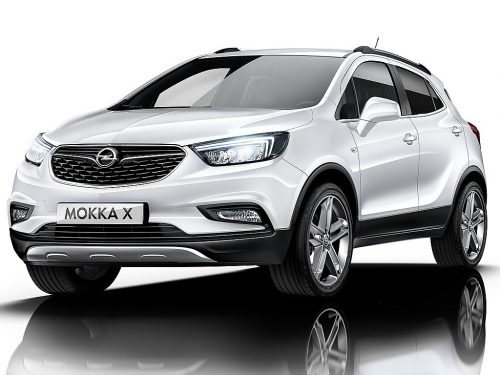 Opel Mokka X 1,4 Turbo ecoflex Innovation Start/Stop System bei Auto Günther in