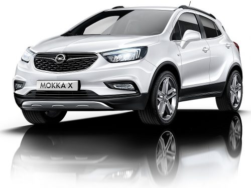 Opel Mokka X 1,4 Turbo Ultimate Aut. bei Auto Günther in