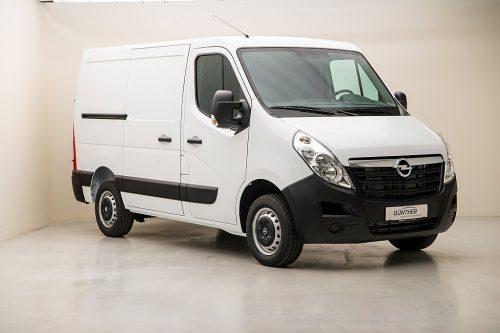 Opel Movano L1H1 2,2 DTI 2,8t kurz bei Auto Günther in
