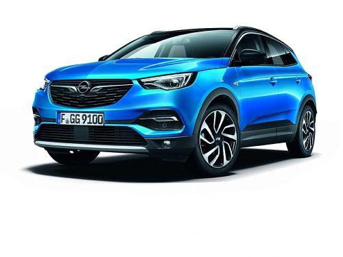 Opel Grandland X Ultim. 1.2 bei Auto Günther in