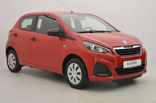 Peugeot 108 1,0 VTi 72 Like bei Auto Günther in