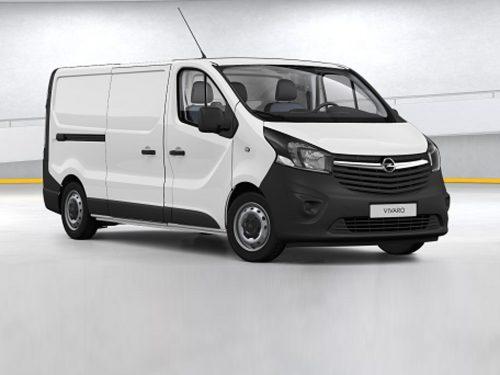 Opel Vivaro L2H1 1,6 CDTI BlueInjection 2,9t Edition bei Auto Günther in