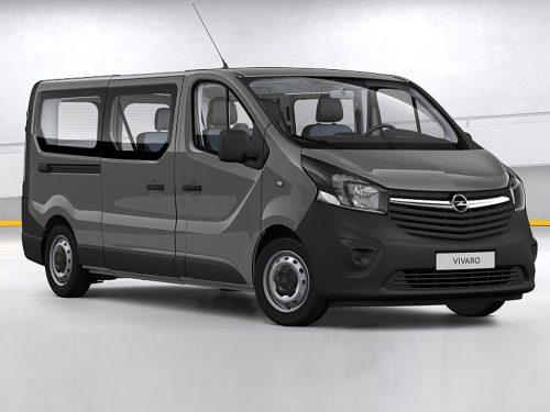 Opel Vivaro Combi+ L2H1 1,6 CDTI BlueInj. 2,9t S/S bei Auto Günther in