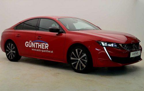 Peugeot 508 GT-Line 2.0 Blue HDi Listenpreis € 52679,– bei Auto Günther in