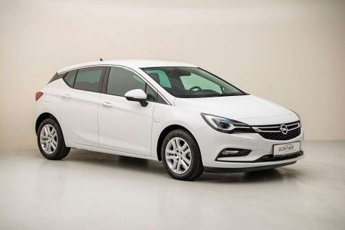 Opel Astra 1,6 CDTI ECOTEC Edition bei Auto Günther in