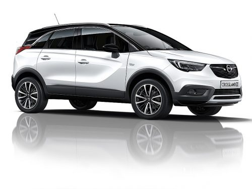 Opel Crossland X 1,2 Turbo Direct Injection Innovaiton St./St. bei Auto Günther in