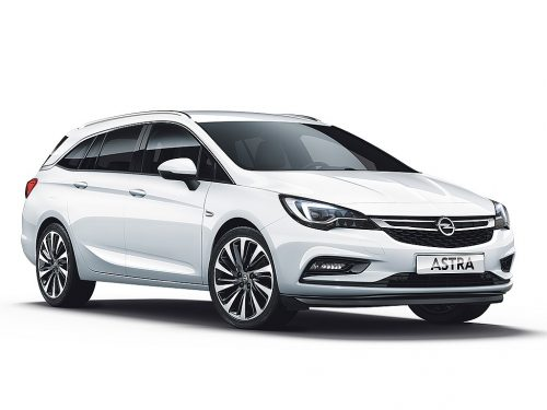 Opel Astra ST 2020 1.2 bei Auto Günther in