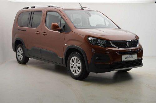 Peugeot Rifter 1,5 BHDI 130 Allure Lang EAT8 Aut. 7-Sitze bei Auto Günther in