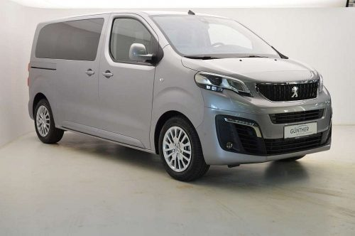 Peugeot Traveller Business L2 BlueHDI 150 S&S 9-Sitzer bei Auto Günther in
