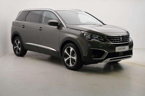 Peugeot 5008 1,5 BlueHDI 130 S&S EAT8 Allure Aut. 7-Sitzer bei Auto Günther in