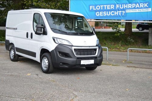 Peugeot Boxer 33 L1H1 BlueHDi 120 S&S bei Auto Günther in
